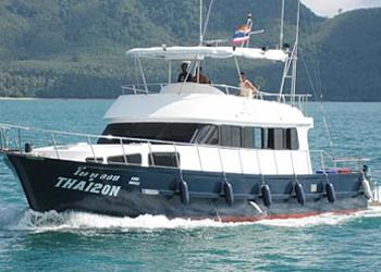 Thai 2 On Liveaboard fishing charter