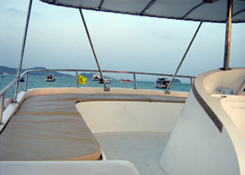 Thai 2 On Liveaboard fishing charter