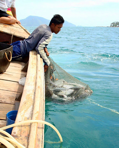 Fishing with the Phuket Sea Gypsies