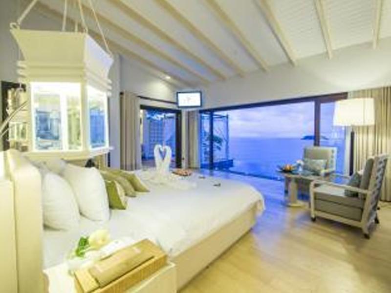 Luxury beach resort Kata Phuket