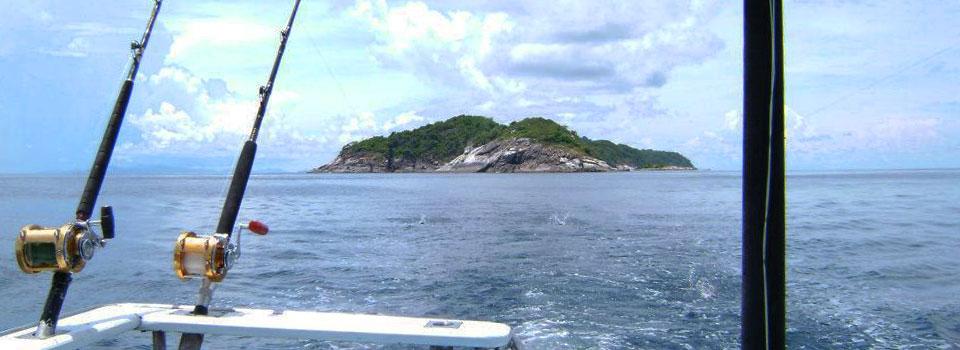Thailand fishing July
