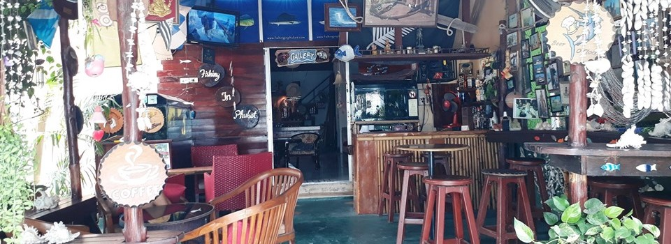 Welcome to the Drift Inn, home of Fishing in Phuket