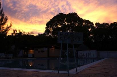 The Barn Motel, Lusaka, February 2013