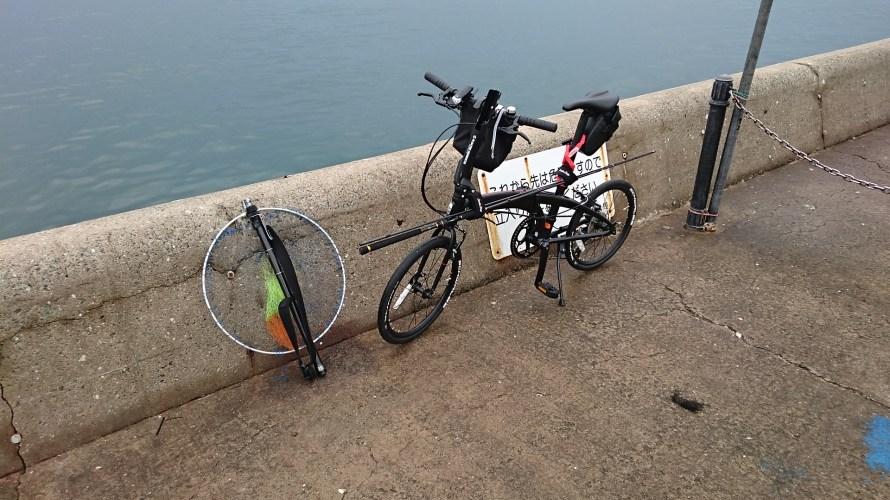 【テレスコピック】自転車や電車釣行にダイワのレイジーモバイルが良さげ。