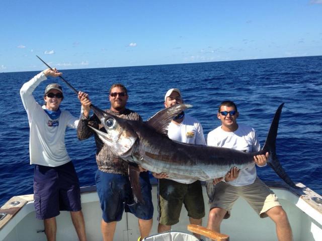 islamorada swordfish
