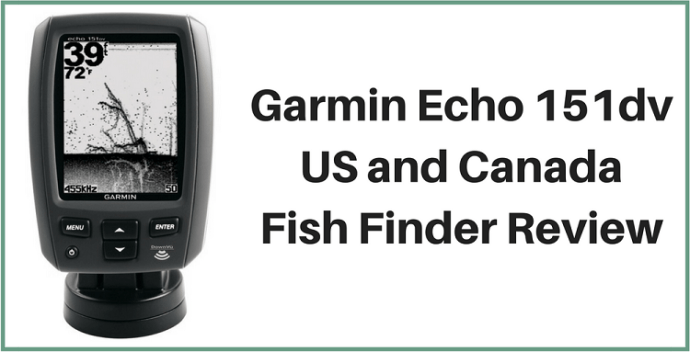 Garmin Echo 151dv Review