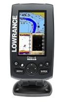 Lowrance Elite-4 Fishfinder