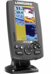 Lowrance Hook-4 Sonar GPS