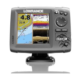 Lowrance Hook-5 Ice Machine, Best Ice Fishing Fish FInder