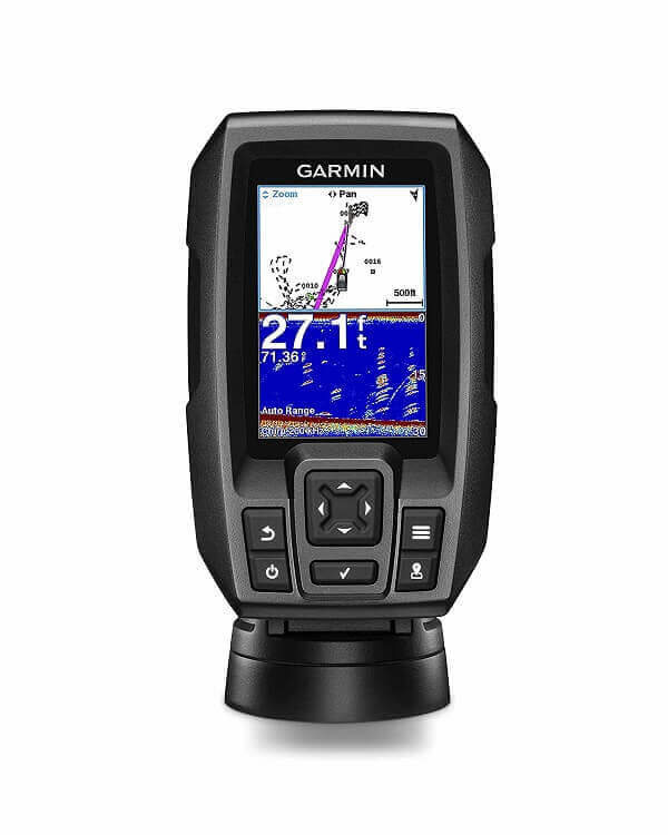Garmin Striker 4 Built in GPS Fish Finder