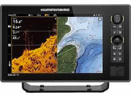 Humminbird Solix 10 Mega SI+ G2 product image