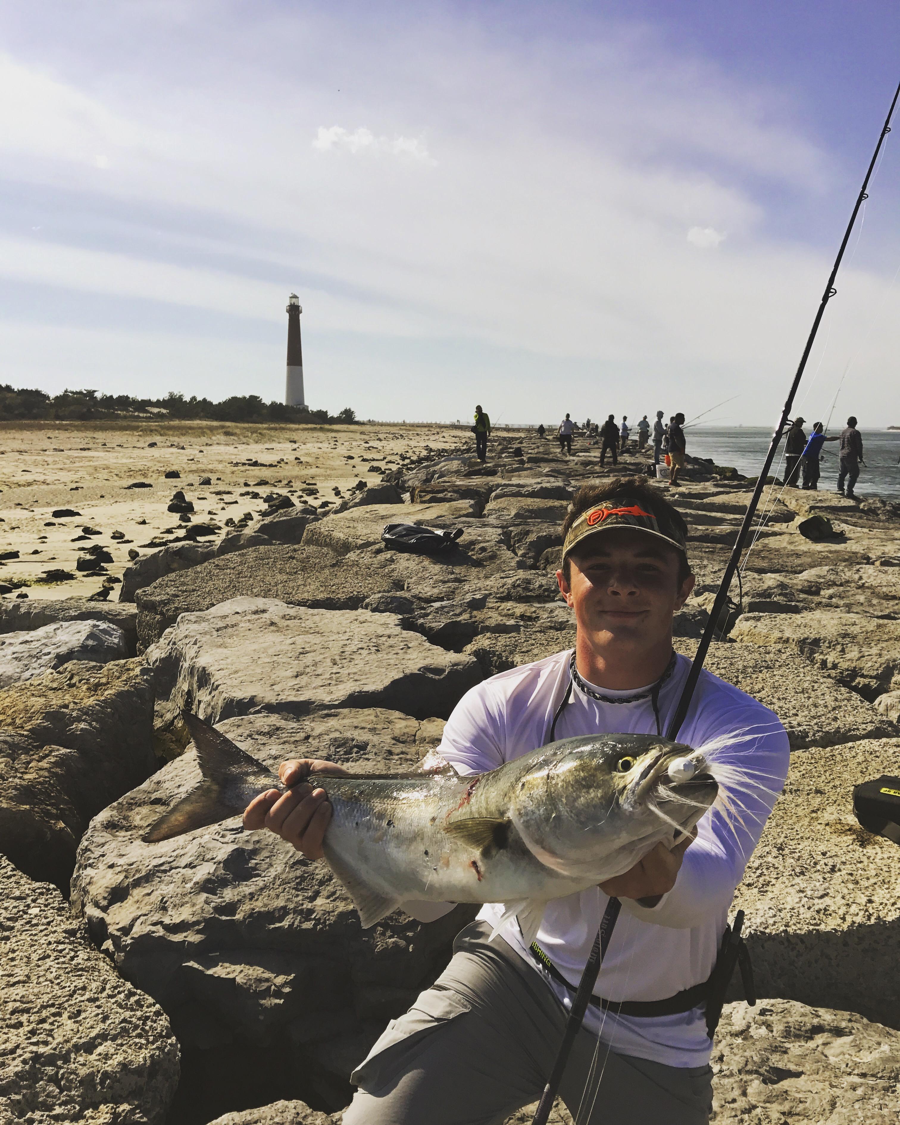 Lbi fishing report 4 29 lbi nj fishing report for Nj surf fishing report