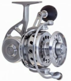 Van Staal VR Series Fishing Reels are built tough yet still lightweight.