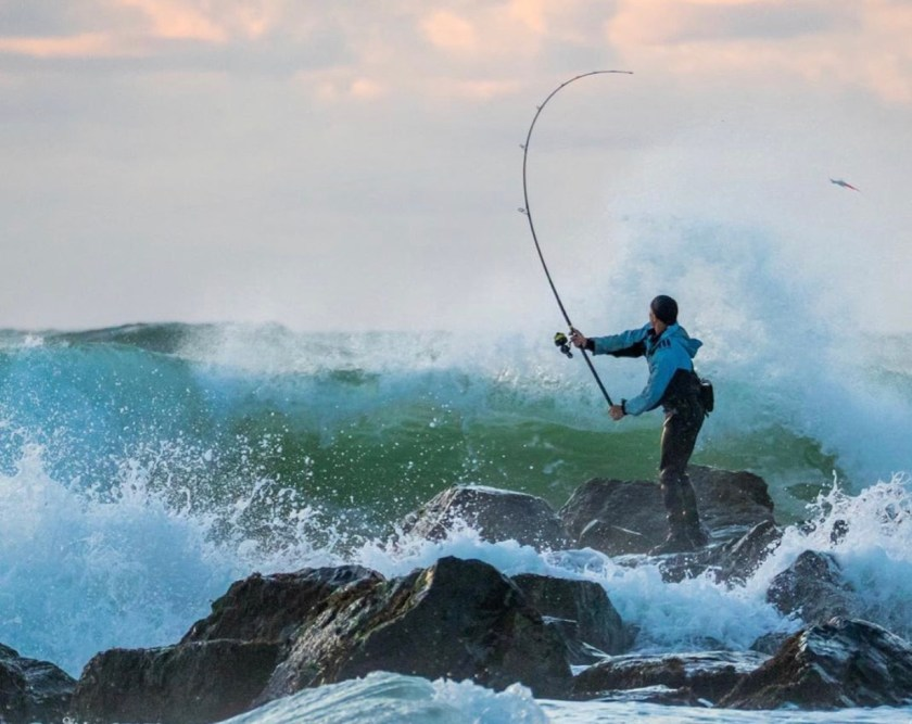 Van Staal Reels are made for the salt and surf. Sealed for long term durability there's no better surf fishing reel. Van Staal reels are extraordinary saltwater fishing reels! Photo: Brad Bankos