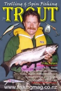 & Spin Fishing for Trout by Allan Burgess