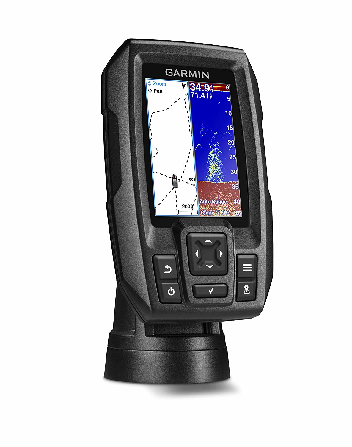 garmin striker 4 sonar fishfinder and gps plotter - fishingnew, Fish Finder