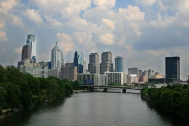 In urban areas like Philadelphia, estrogen hormones come from city runoff.