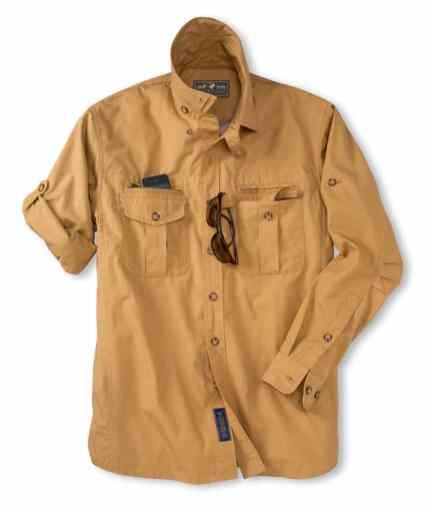 Avedon & Colby Field Shirt