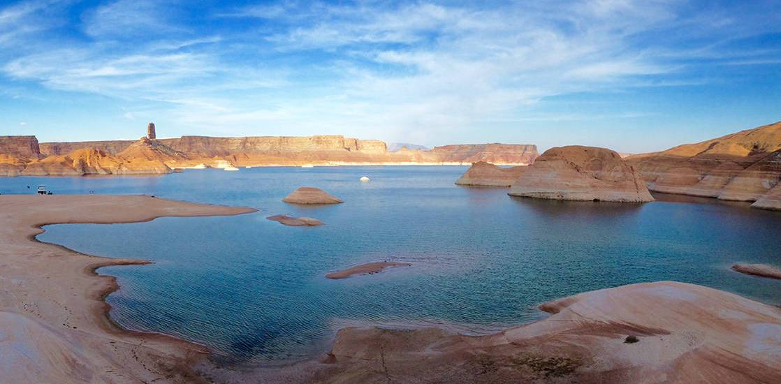 What does the toxic plume mean for lake powell for Lake powell fishing