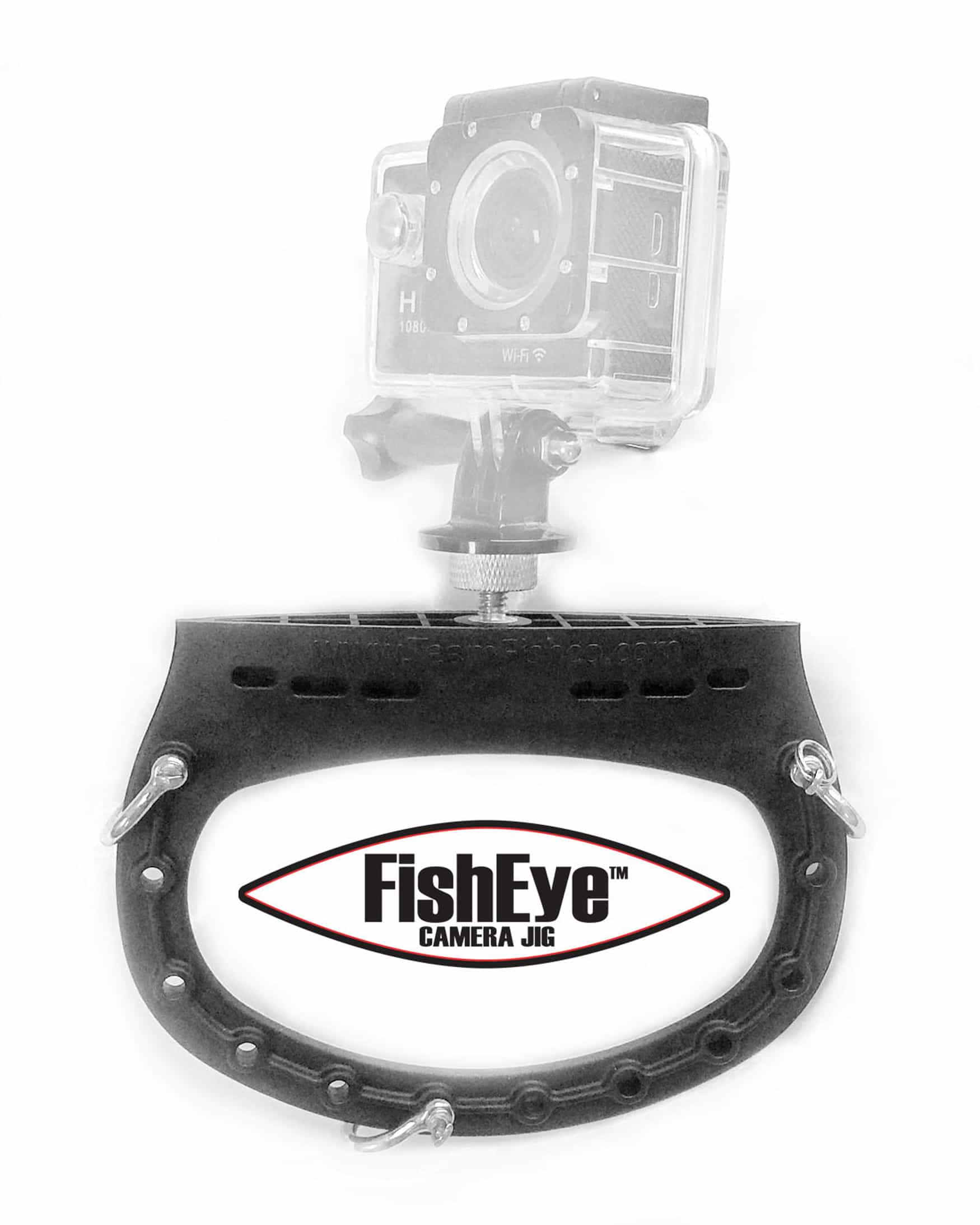 Castmate systems launches the fisheye camera jig for Fishing lure camera