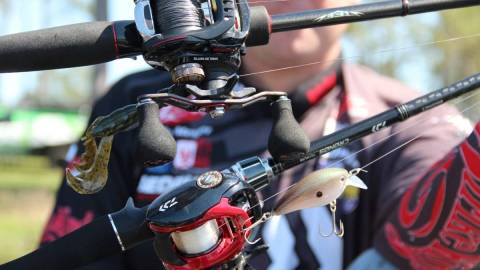 A Reel That's Nearly Impossible to Backlash Leads Daiwa's New Bass Pack