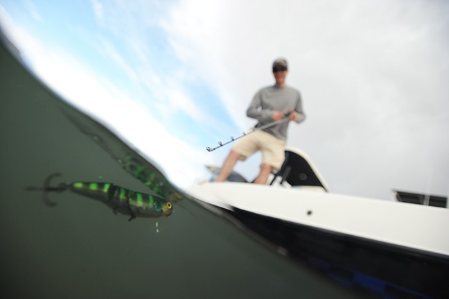 st. croix's high-tech recipe for an elite fishing rod - fishing, Hard Baits