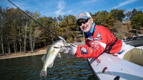 In Uncertain Times Bassmaster Leads Live Smart, Fish Smart Initiative