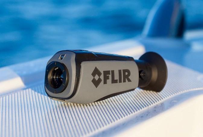 Flir maritime raymarine enlist pr power players for Fish 2 flirt