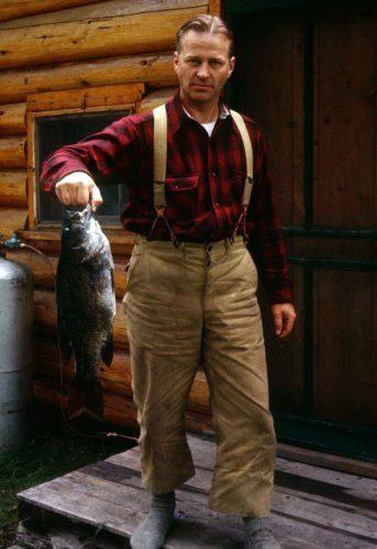 Gordon Red Flannel SMB