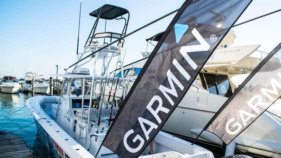Garmin reports first quarter revenue and profit growth
