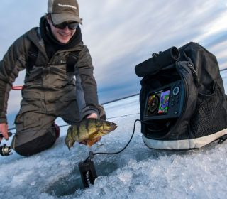 Fishing tackle retailer the business magazine of the for New ice fishing gear 2017