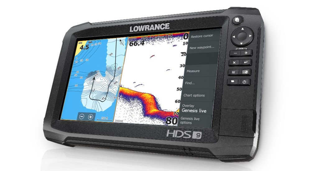Lowrance Delivers Powerful, Free Update for HDS Carbon, Gen3