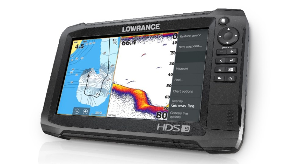 Lowrance Delivers Powerful, Free Update for HDS Carbon, Gen3 and Elite-Ti Displays
