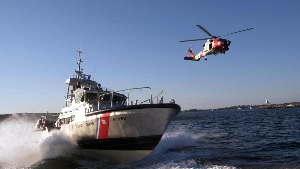 Coast Guard Foundation Issues Matching Gift Challenge in Honor of Its Half-Century of Service
