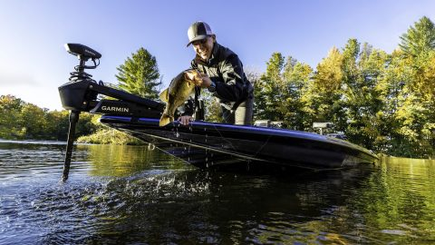 Garmin Launches New Force™ Freshwater Trolling Motor Series