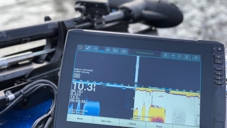7 On the Water Impressions with the Garmin Force Trolling Motor