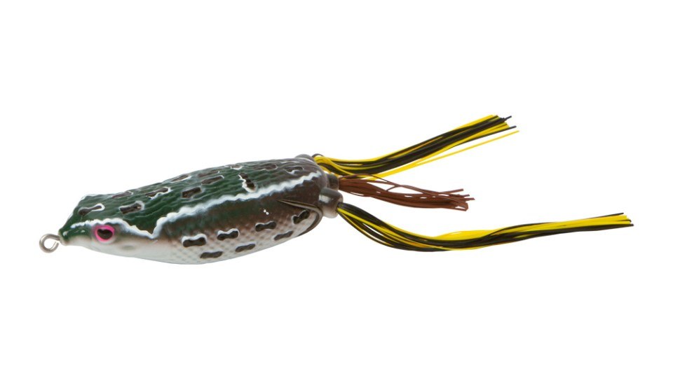 Zoom Bait Co. Releases New Hollow Body Frog