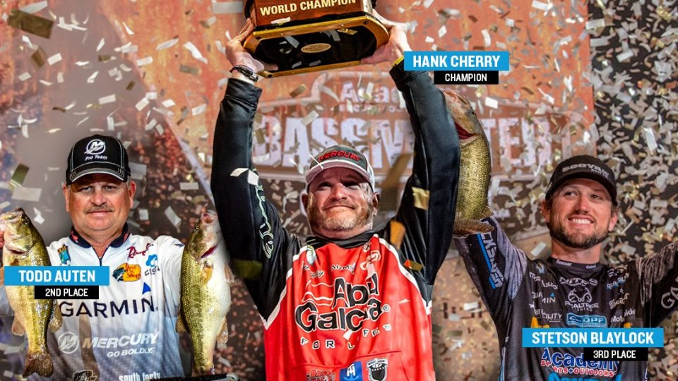 Garmin Anglers Sweep Top Spots at the 2020 Bassmaster Classic