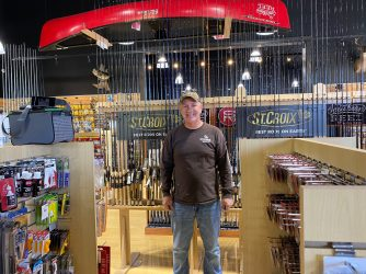 Scott Rook operates Southern Reel in Little Rock, Arkansas.