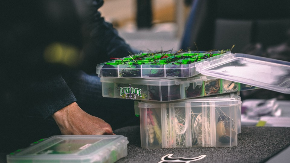 Organize and Easily Transport Your Tackle with the NEW Lure Lock Pack