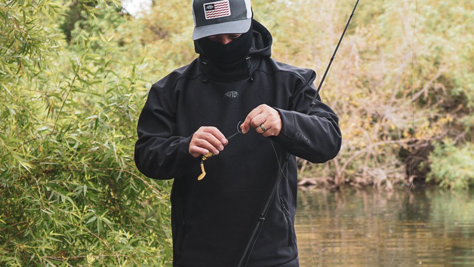 The New Reaper: AFTCO's Signature Apparel Goes Windproof