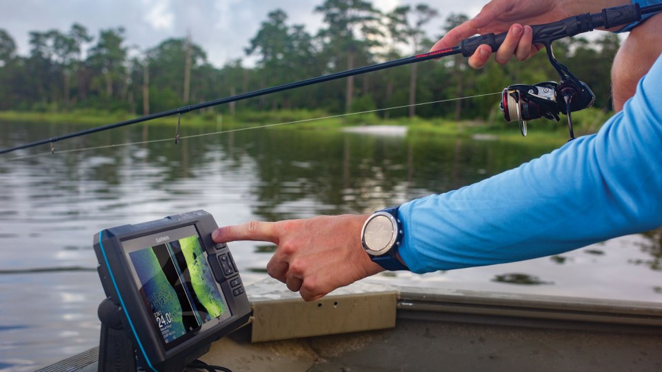 New Striker Vivid Fishfinders Offer Garmin's Most Vibrant Images to Date