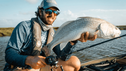 St. Croix Brings Triumph to Inshore Anglers
