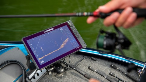 Lowrance ActiveTarget: Don't Set the Hook 'Til You Feel the Bite!