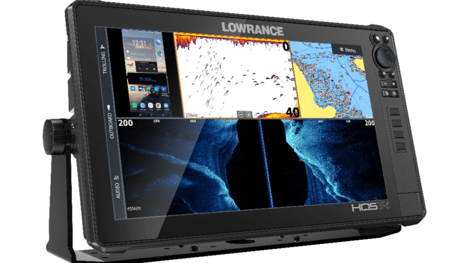 Lowrance Announces HDS Ultimate Fishing System Upgrade