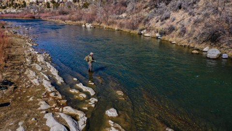 Report: Climate Change Among Threats to Recreational Fishing