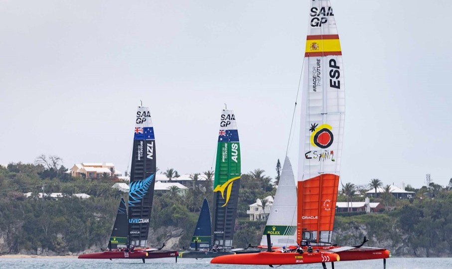 SailGP and ePropulsion Partner to Deliver Sustainable Electric Propulsion Outboard Solutions