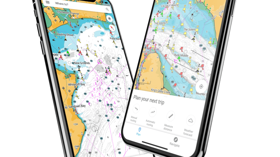 C-MAP APP INTRODUCES ENHANCED CHART QUALITY AND KEY NEW FEATURES