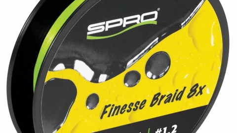 SPRO Adds Finesse Braid 8x And Fluorocarbon Finesse Leaders
