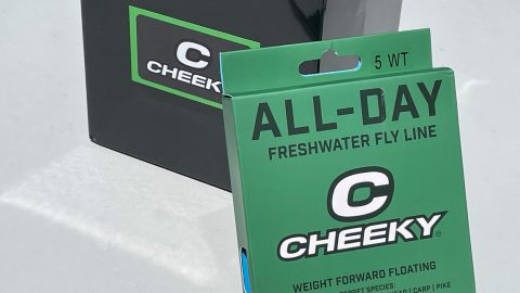 Cheeky Fishing Launches All-Day Freshwater Fly Line